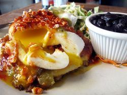 No. 89: Eggs El Salvador from Brasil