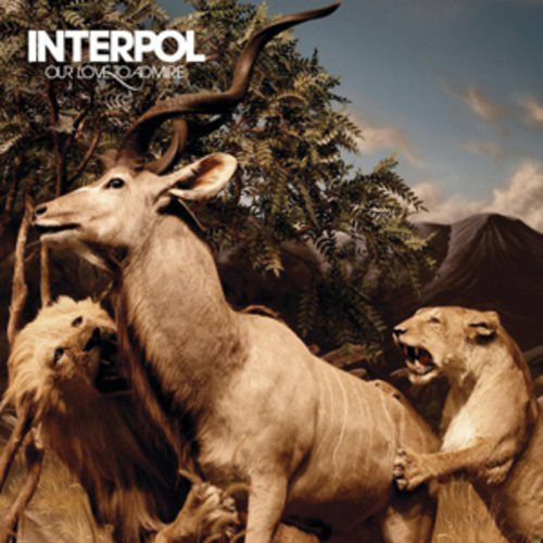 Interpol: Welcome to the (emotional) jungle.