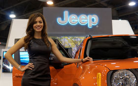 Thumbnail for The Vehicles of the 2015 Houston Auto Show