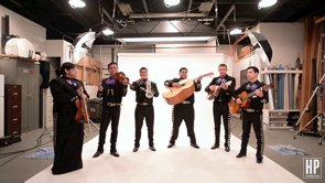 MasterMinds 2015: The Jefferson Davis HS Mariachi Pantera Have Passion
