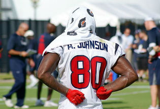 The Texans End the Andre Johnson Era