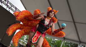 The Cosplay of Japan Festival Houston 2015
