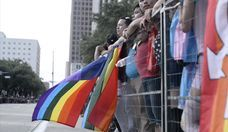 Pride Houston 2015: Reactions to the SCOTUS Marriage Ruling