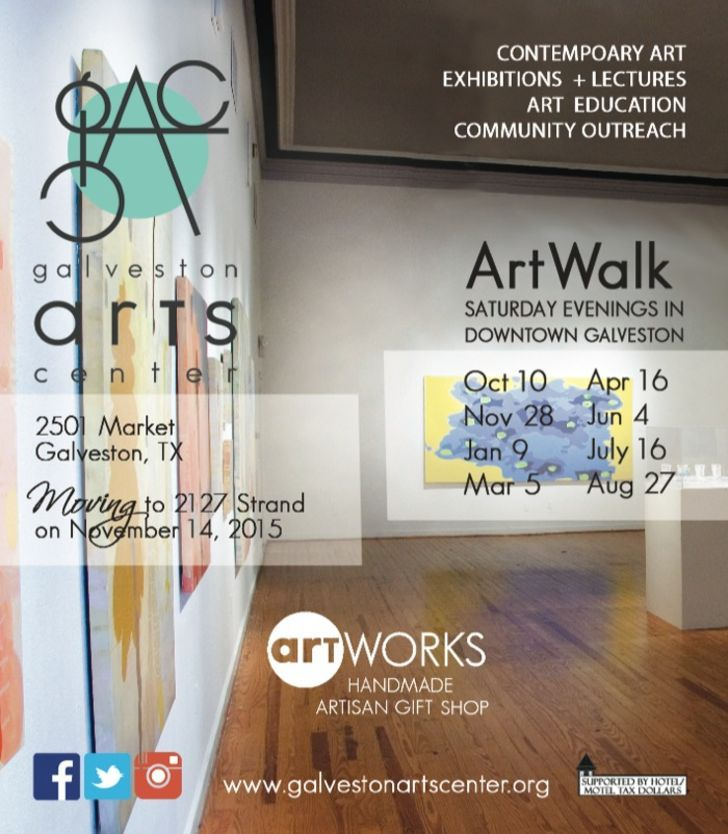 Galveston Art Walk