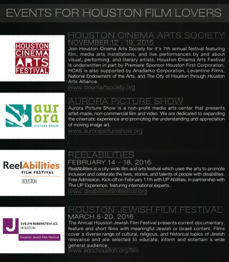 Houston Cinema Arts Society