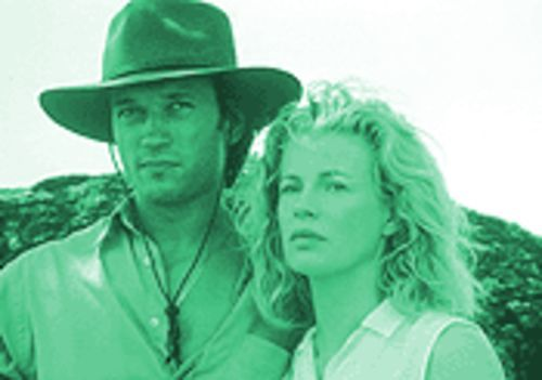 Africa is nothing compared to the challenges Vincent Perez and Kim Basinger face in this screenplay.