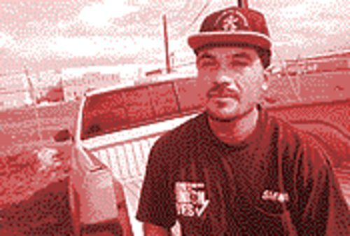 Lízaro Garcia was one of those who staged the walkout that led to the  unionization effort at the plant