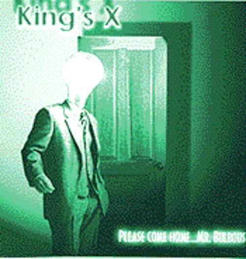 As the cover of the band's latest CD indicates, conjuring up the surreal is a King's X trademark.