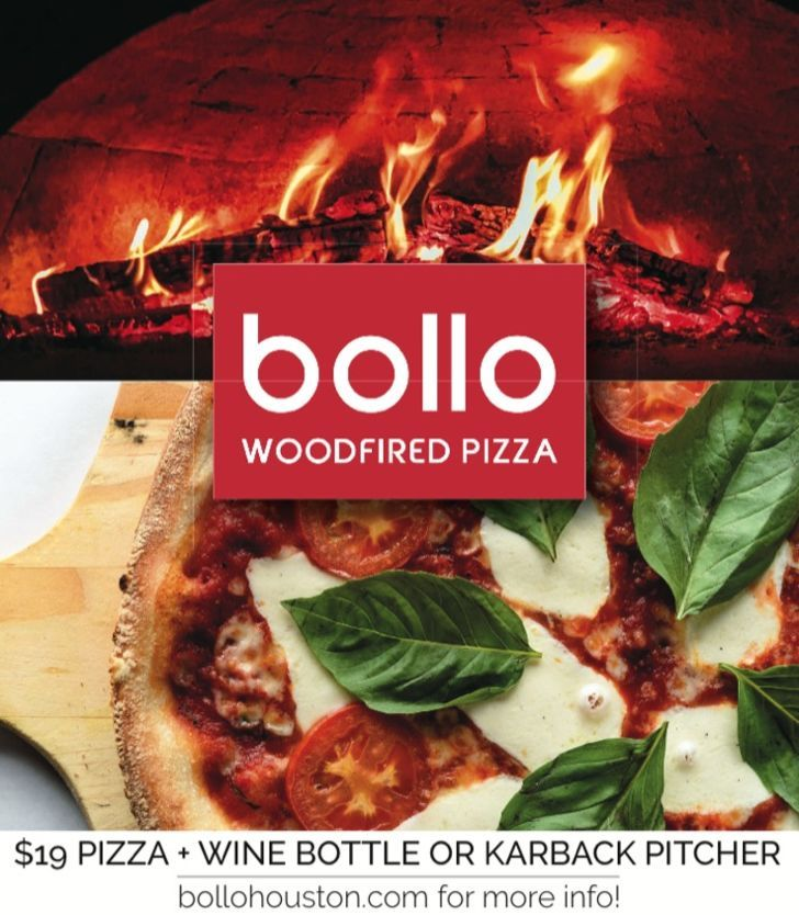 Bollo Wood-Fired Pizza