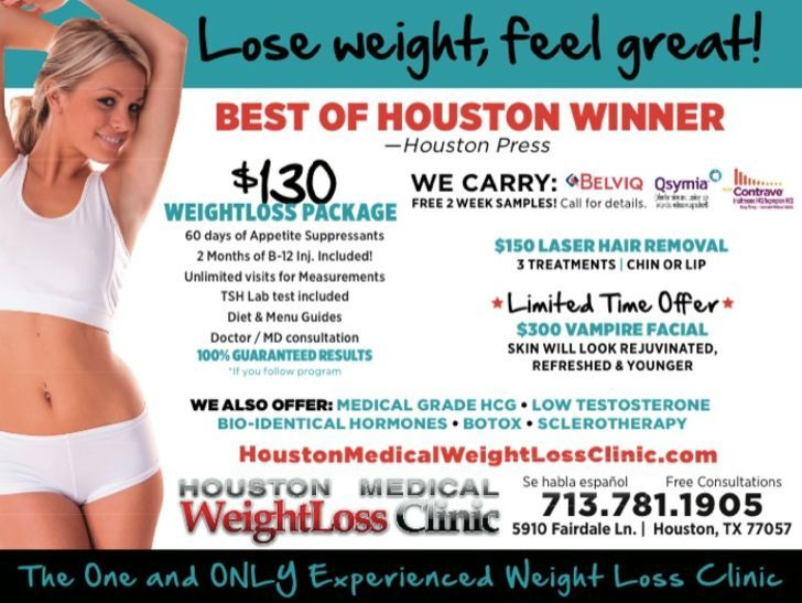 Houston Medical Weight Loss