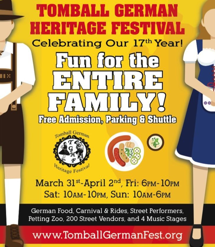 Tomball German Festival