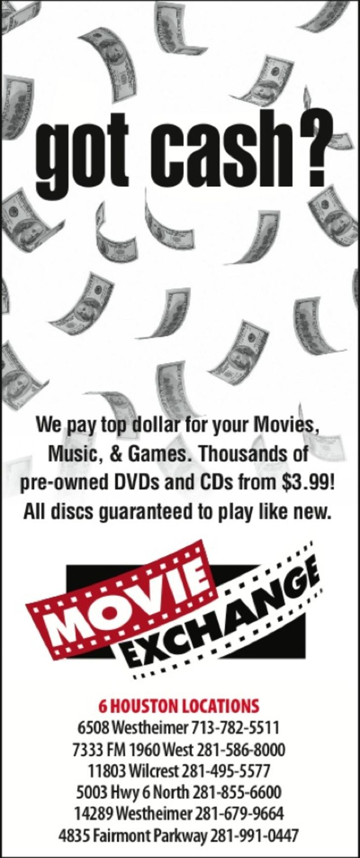 DVD Exchange LLC