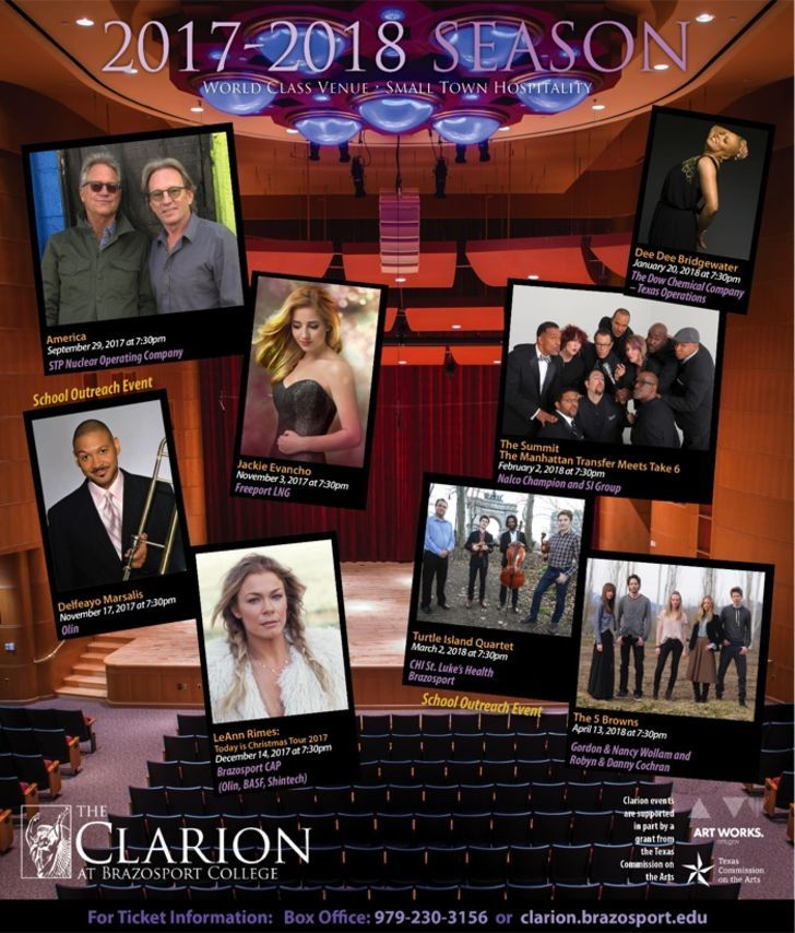 The Clarion at Brazosport College