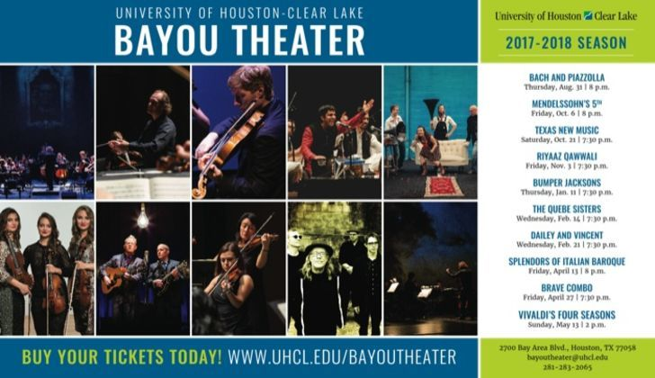 Bayou Theater at University of Houston - Clear Lake
