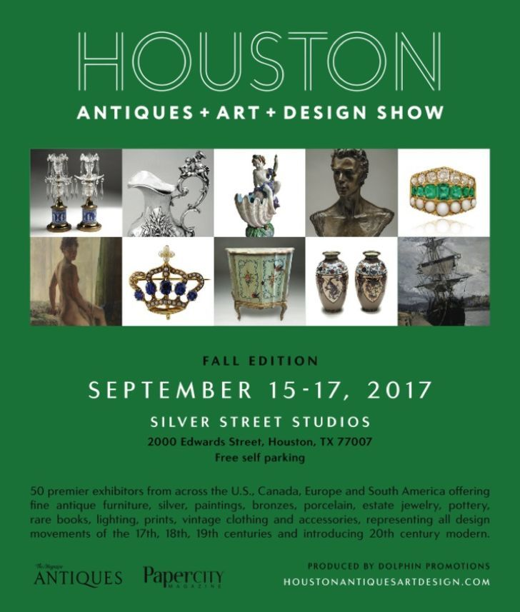 Houston Antiques + Art + Design Show