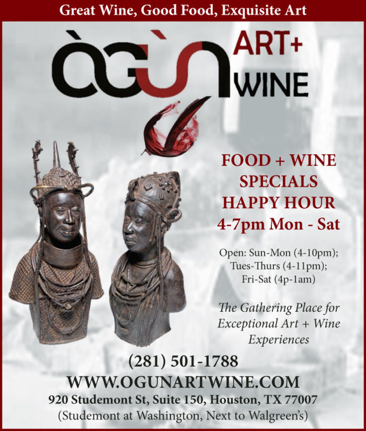 Ogun Art and Wine Bar