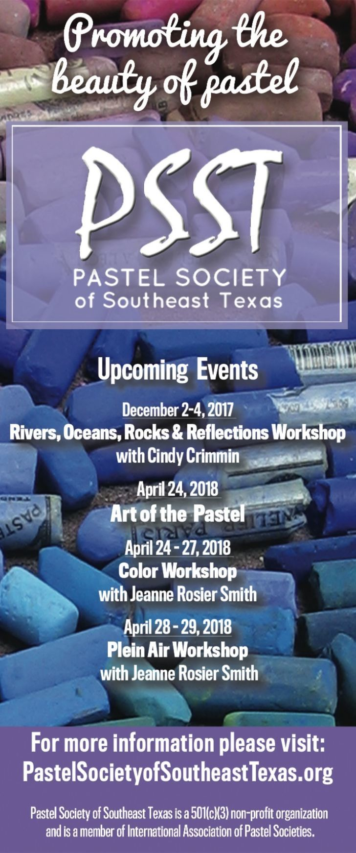 Pastel Society of Southeast Texas