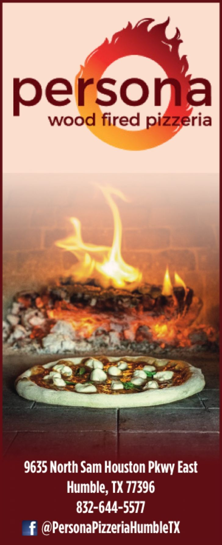 Persona Wood Fire Pizza