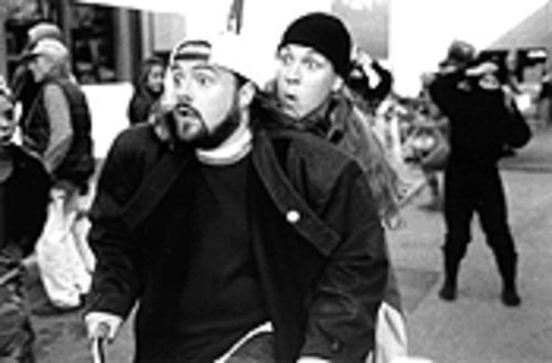 Hit the road, Jay: Promoted from bit parts, Silent Bob (Kevin Smith) and Jay (Jason Mewes) have outstayed their welcome in the limelight.
