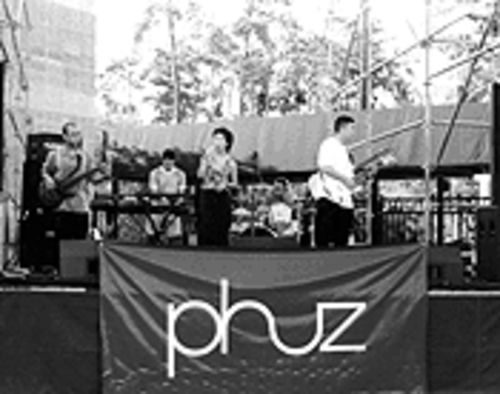 Phuz: As their hair got shorter, their sounds got lighter.