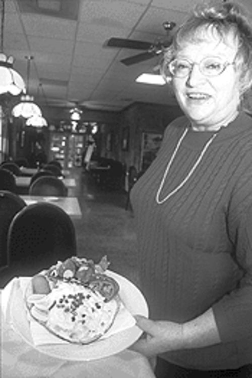 AnneMarie Buett sold the Old Heidelberg Inn, starting over with AnneMarie's Bistro.