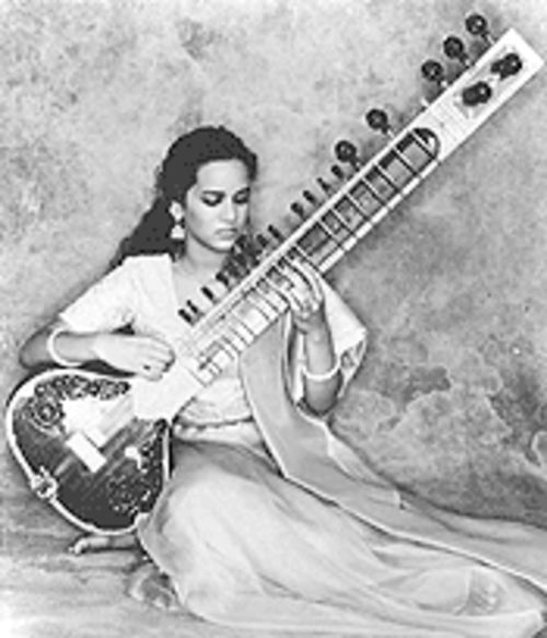Anoushka Shankar is not your typical California homecoming queen.