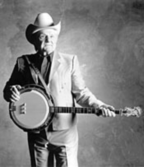 Ralph Stanley gives Eminem a run for his money on his new self-titled CD.