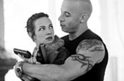 Vin Diesel is X, triple X. And Asia Argento is way too cool to be a Bond girl.