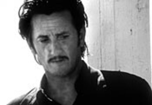 Ship's fool: Sean Penn plays a poet in love with his brother's girlfriend.