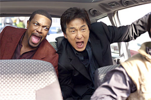 Chris Tucker and Jackie Chan do their thing. Again.