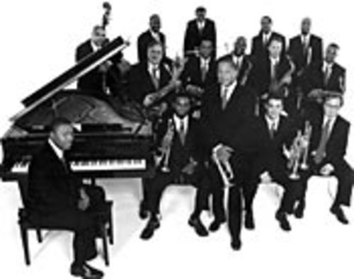 Wynton Marsalis and his Lincoln Center Jazz  Orchestra