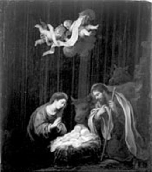 Bartolomé Esteban Murillo's The Nativity