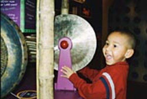 """Spring Break Blast"" at the Children's Museum"