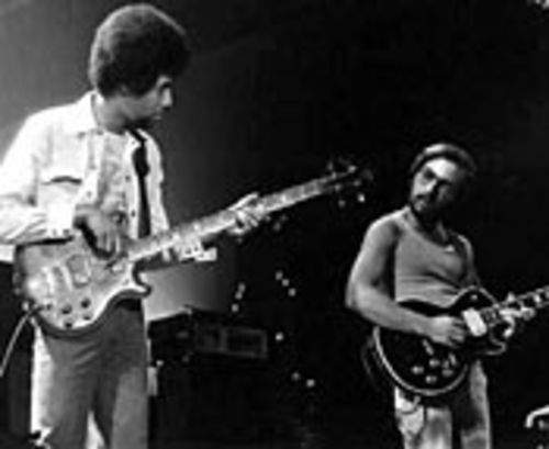 Stanley Clarke and Al DiMeola