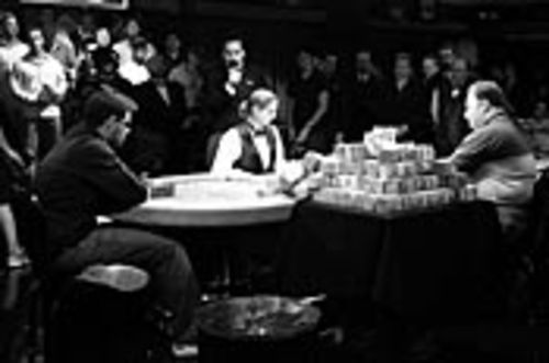 Win big at HUSH and you could make the World  Series of Poker.