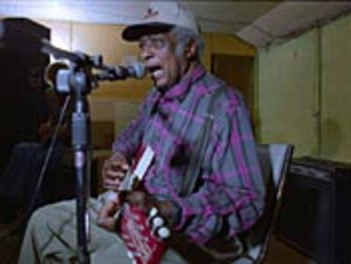 R.L. Burnside: A pure guy corrupted by Fat Possum's  Johnson.