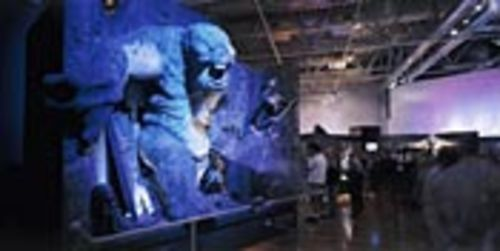 Movie monsters are a smash at HMNS's Lord of  the Rings exhibit.