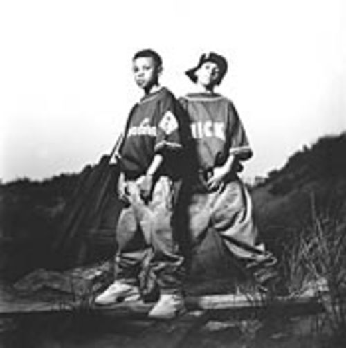 Thanks to Kris Kross, a nation of youths wore baseball  jerseys backward.