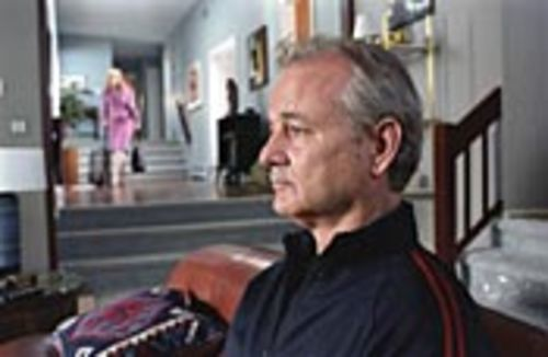 Bill Murray plays a dour, aging ladies' man in search of  the mother of his 19-year-old son.