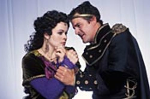 Hamlet (Matthew Carter, with Bree Welch as Ophelia)  has more problems than usual.
