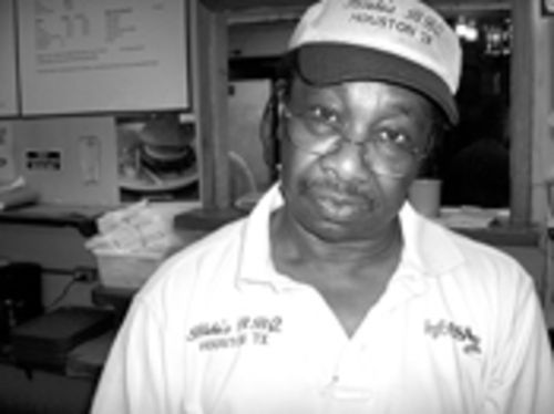 Donald Blake, owner of Blake's BBQ, says he's owed  $50,000.