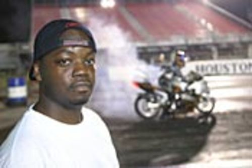 Gus Hunter's son Princeton died when he took out  Hunter's racing bike for a joyride.