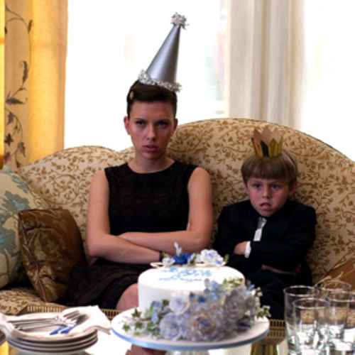 The Nanny Diaries (with Scarlett Johansson and Nicholas Reese Art) never finds its dramatic center.