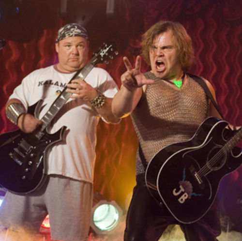After a thunderous opening, Tenacious D flattens out.