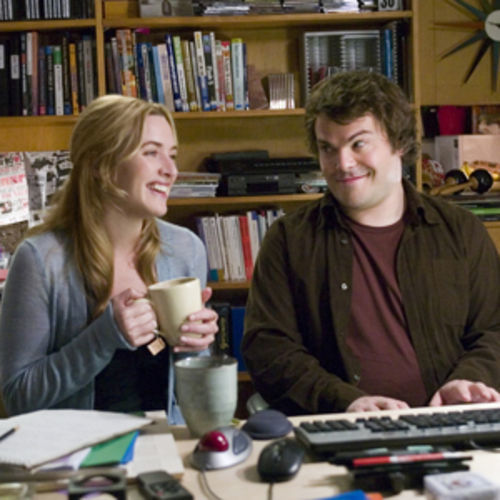 Pabulum for the cognoscenti: The Holiday, with Kate Winslet and Jack Black