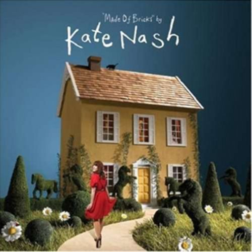 Kate Nash: Lily Allen's pal is vulnerable and perceptive on Made of Bricks.