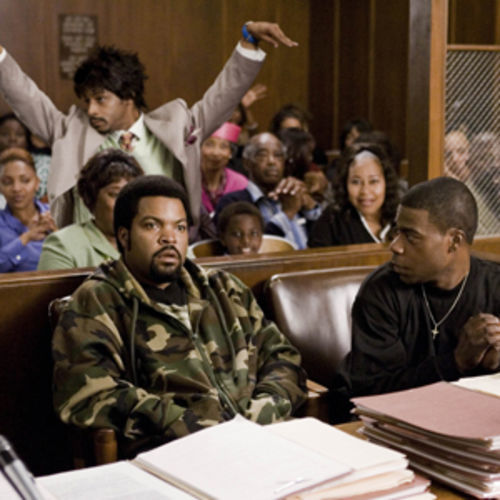 With First Sunday, Ice Cube seems to be trying to expand his base to the churchgoing crowd.
