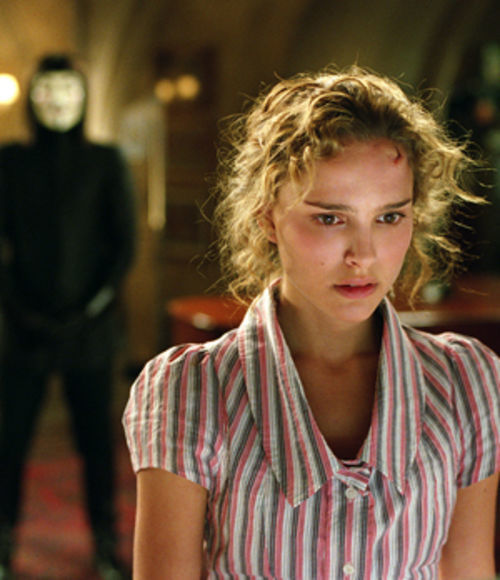 The movie may be flawed, but Natalie Portman's performance is note-perfect.