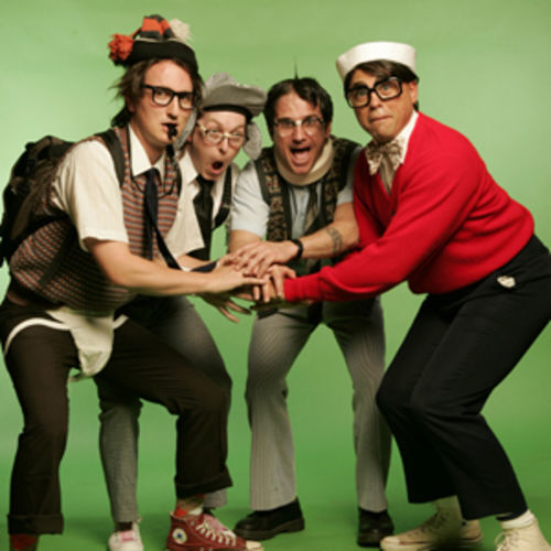 Will the real Spazmatics please stand up?