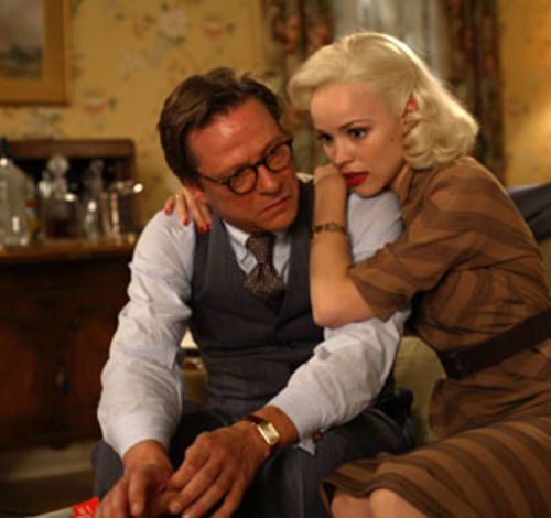 Maybe with Married Life (with Chris Cooper and Rachel McAdams), people will stop making movies about the '50s.